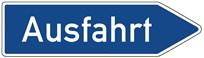 Verkehrszeichen 333