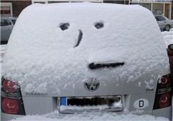 Frostschutz für das Auto