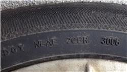 Reifenalter erkennen