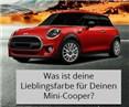 Mini Cooper Gewinnspiel