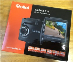 produkttest dashcam rollei cardvd 310. Black Bedroom Furniture Sets. Home Design Ideas