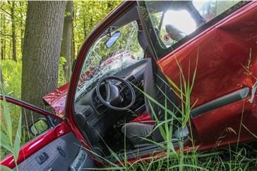 Unfall Probefahrt