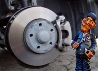 Bremsen quietschen - wann in die Werkstatt?